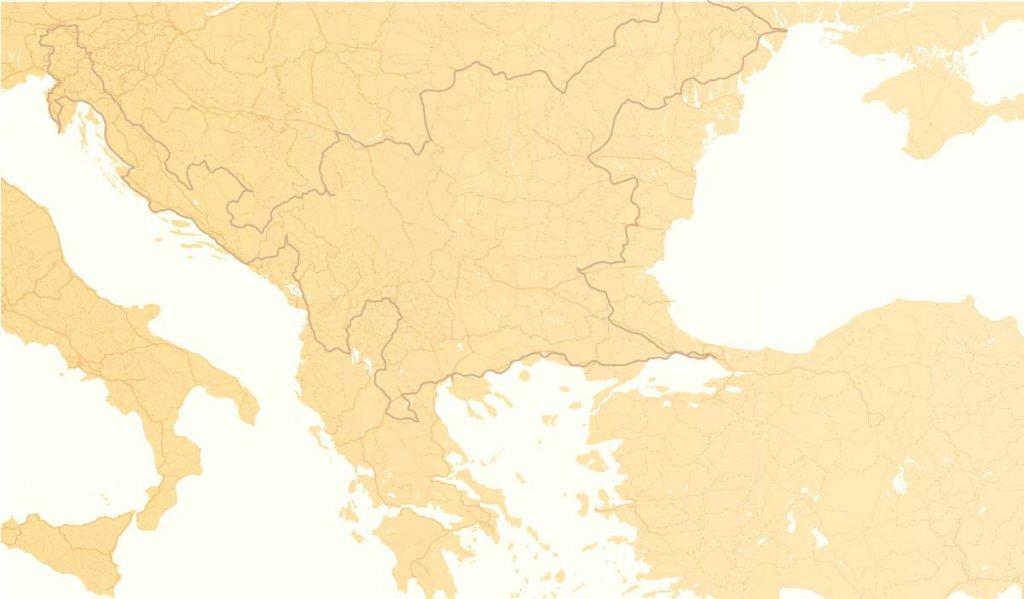 Balkan Roads Route 1